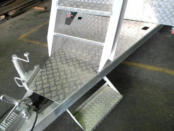 Specialised trailer builds